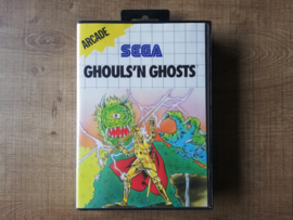 Ghouls 'n Ghosts - CIB