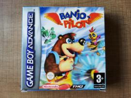 Banjo Pilot - CIB - FAH