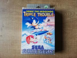 Sonic The Hedgehog Triple Trouble - CIB