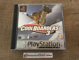 Cool Boarders 3 Platinum
