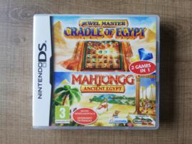 Jewel Master Cradle of Egypt / Mahjong Ancient Egypt - FAH - CIB