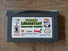 Dexter's Laboratory Deesaster Strikes! - USA