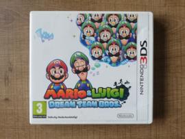 Mario & Luigi Dream Team Bros. - HOL