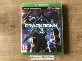 Crackdown 3 - Sealed