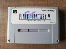 Final Fantasy 5 - JAP