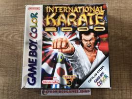 International Karate 2000 - EUR - CIB