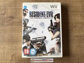Resident Evil The Darkside Chronicles - FRA