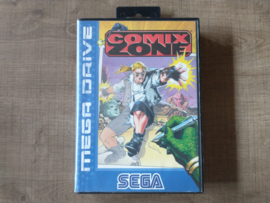 Comix Zone - Boxed