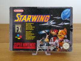 Starwing FAH - CIB - SNES