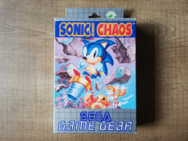 Sonic The Hedgehog Chaos - CIB