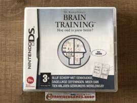 Dr. Kawashima's Brain Training - HOL - CIB