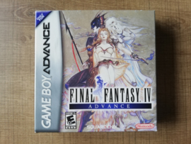 Final Fantasy IV Advance - USA - CIB