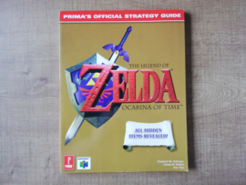 The Legend of Zelda Ocarina of Time: Prima's Official Strategy Guide