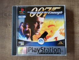 007 The World is not Enough - Platinum