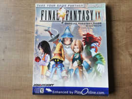Final Fantasy IX Official Strategy Guide - BradyGames