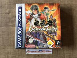 Onimusha Tactics - EUR - CIB