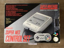 Super Nes Control Set - HOL - CIB