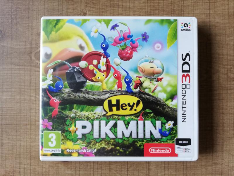 Hey! Pikmin - HOL