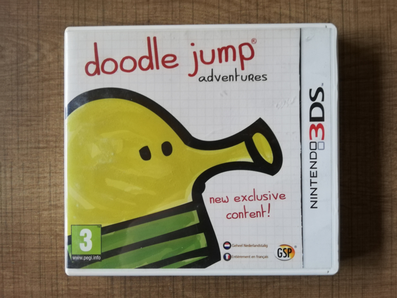 doodle jump adventures - FAH
