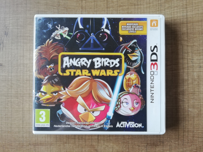Angry Birds Star Wars - FAH