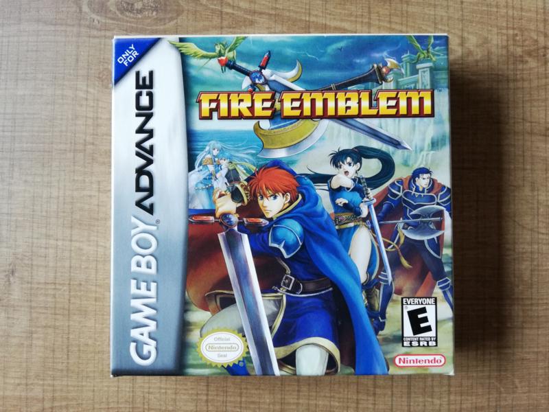 Fire Emblem - USA - CIB
