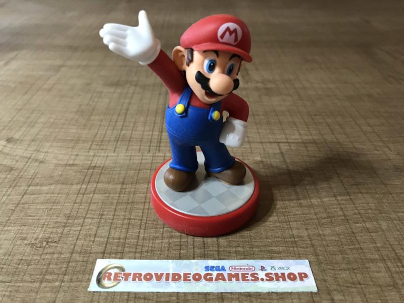 Mario - Super Mario - Amiibo