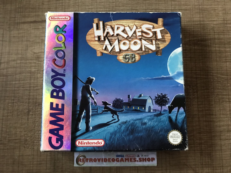 Harvest Moon GB - NHIU - CIB