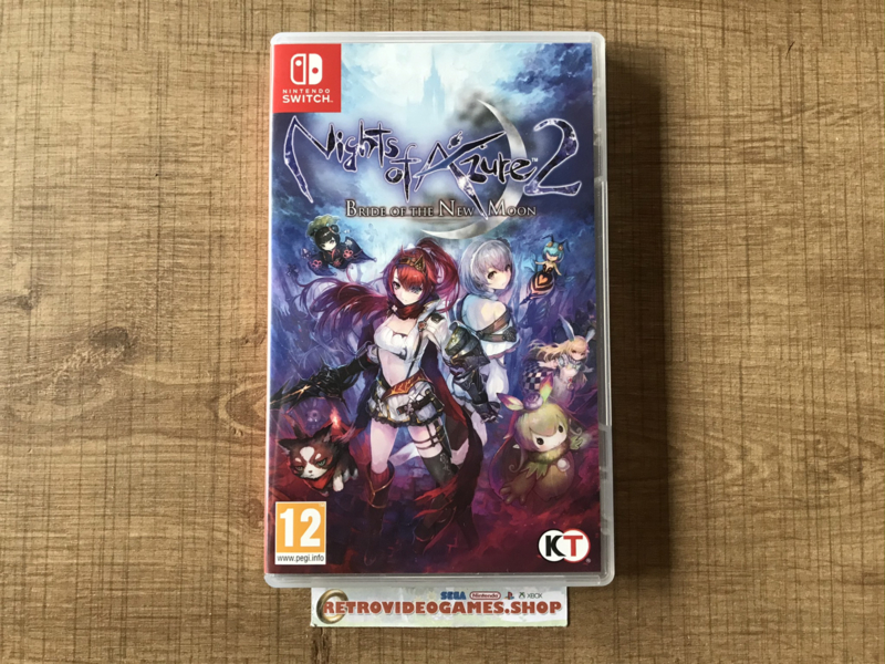 Nights of Azure 2: Bride of the New Moon - UKV