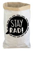 Paperbag Stay Rad