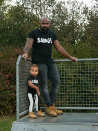 Savage Dad & Kid