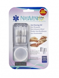 NasiVent Tube Plus 2 Pack. 2 stuks maat Medium
