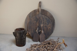 Lepels van hout