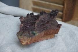 Batik stempels van hout