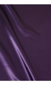 Satijn paars 150 cm. breed (prijs per 50 cm.)