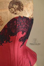 Valentine Victorian corset