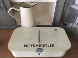 Poetstrommel.