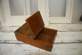 Sigaretten/Sigaren box.