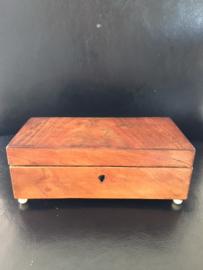 Kistje van hout