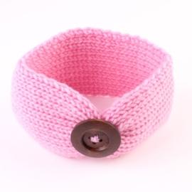 Head wrap roze