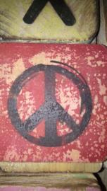 Vintage scrabble symbolen