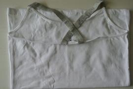 Dames hemdjes wit