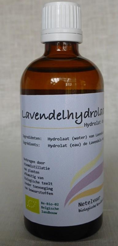 Lavendelhydrolaat - Bio - 100 ml