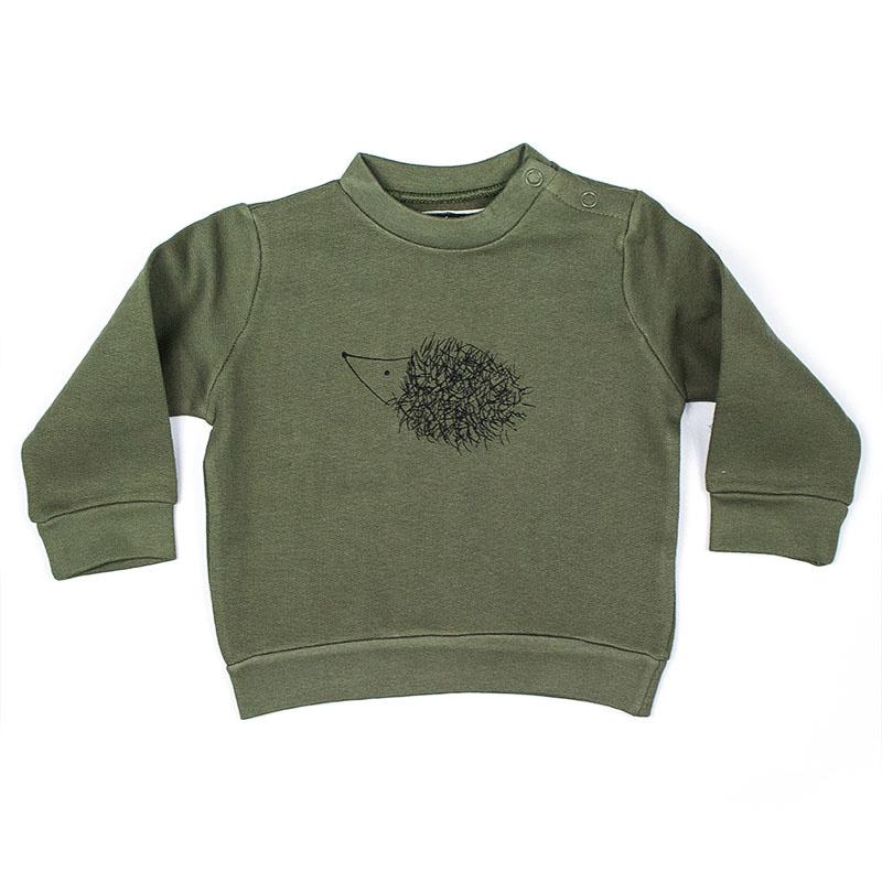 babysweater egel
