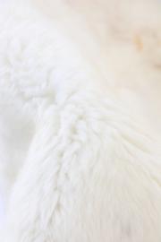 Stoere lichte schapenvacht - 95 CM