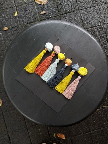 Tassel Teuntje Multicolour
