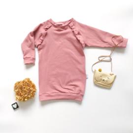 Sweaterdress  Frenche terry stofkeuze