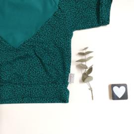 Isa Sweater panter groen