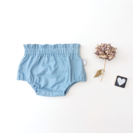 Meisjes bloomer denim