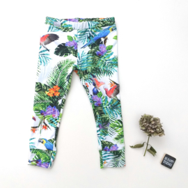 Legging/Broekje Jungle