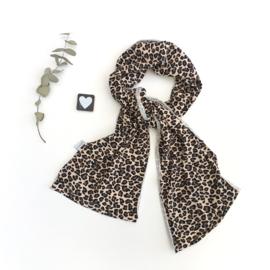 Lange Sjaal Luipaard